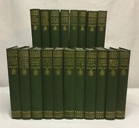Charles Dickens, The Popular Edition 19  Volumes of the Set Good Condition