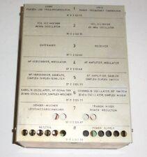 Hagenuk HF Einheit für Seefunkanlage VHF Radiotelefon USE 202 Seefunkgerät