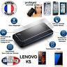 Protection d'Ecran en Verre Trempé Contre les Chocs pour Lenovo K5