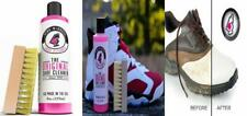 Pink Miracle Shoe Cleaner Kit 8 Oz. Bottle Fabric for Leather,...