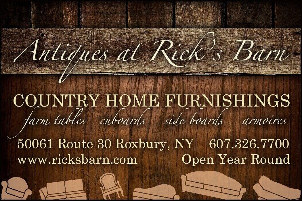 Antiques at Ricks Barn