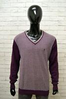 Maglione Uomo CARRERA Taglia XL Felpa Cotone Pullover Sweater Man Pull Homme