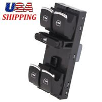 Master Power Window Switch Front Left Drive Side for Volkswagen CC Tiguan