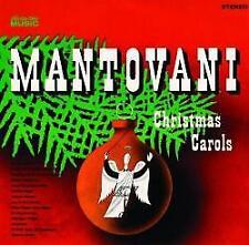 MANTOVANI CHRISTMAS CAROLS CD