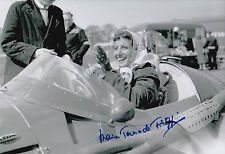 Maria Teresa de Filippis Hand Signed Maserati 12x8 Photo 2.