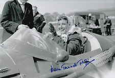 Maria Teresa de Filippis Hand Signed Maserati 12x8 Photo 2.