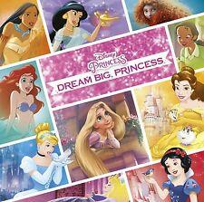 Disney Princess - Dream Big, Princess - CD NEW & SEALED - Tangled,  Mulan etc