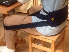 Nada Chair Back Care S`port-Backer Lumbar Healthy Posture Helps Indoor Outdoor