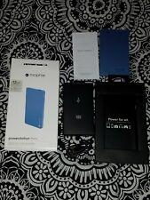New Morphie Blue Powerstation Mini External Battery Apple iPhone iPad iPod Touch