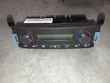 06-13 Corvette C6 Dual Zone Climate Hvac Control Ac Heat Fan Control Aa6535