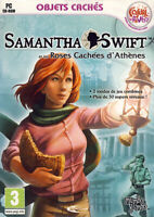 SAMANTHA SWIFT ET LES ROSES CACHEES D'ATHENES (FRENCH VERSION ONLY) (PC)
