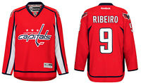NHL Trikot Jersey Washington Capitals Mike Ribeiro 9 rot Eishockey Premier