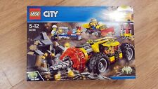LEGO City 60186 Mining Heavy Diller (2018) | New, Unopened, Great Condition