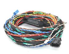 HIFI AUDIO retrofit kit cable harness Most For Mercedes BURMESTER SOUND SYSTEM