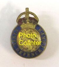 Civil Defense Corps - GB 39-45 Insigne Miniature emaille - KC