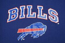 Vintage Buffalo Bills Champion T-Shirt 1980s Blue Graphic Tee NFL Classic Logo
