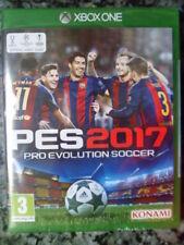 Pro Evolution Soccer 2017 PES Nuevo Xbox One Football Fútbol en castellano