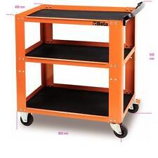 Beta Tools Workshop Tool Trolley Cart Box RollCab Roller Cabinet Orange C51/O