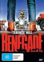 RENEGADE - TERENCE HILL- NEW & SEALED DVD