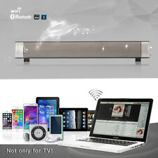 Wireless Bluetooth Sound Bar Speaker Built-in Subwoofer TV Theater Home Soundbar