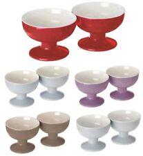 Boles y cuencos de cocina color principal plata de porcelana