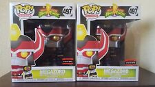 Funko POP! Mighty Morphin Power Rangers 497 Megazord AAA Anime Exclusive