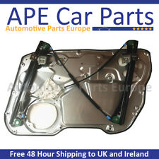 SEAT IBIZA 02-10 CORDOBA FRONT LEFT WINDOW REGULATOR WITH PANEL 4-DOOR 6L4837461