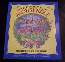 CARTLIDGE, MICHELLE The Mice of Mousehole: A Moving Picture Book