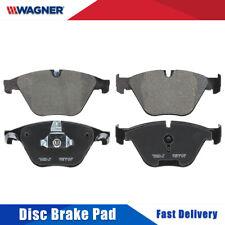 FRONT 4PCS Wagner Semi-metal Disc Brake Pad Complete Set For BMW 535D 2014-2016