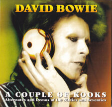 DAVID BOWIE - A COUPLE OF KOOKS - 2CD DIGISLEEVE - NEW REALESE JANUARY 2020