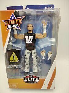 WWE Matt Hardy Mattel Elite Summerslam Wrestling Action Figure #9