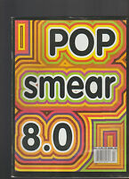 Pop Smear Magazine #8 Rare Early Issue 1996