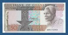GHANA -- 50 CEDIS ( 1979 ) -- UNC -- PICK 22a .