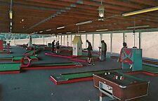 Lomma Miniature Golf Courses Built in Scranton PA Advertising Postcard