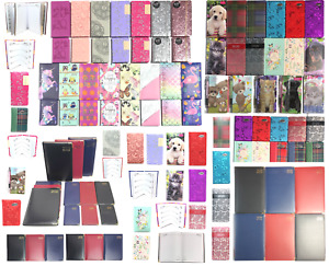 2020 Diary A4 A5 Slim Pocket Week To View Day A Page Office Christmas Gift Tallo