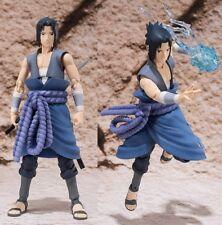 Naruto Shippuden - S.H.Figuarts Sasuke Uchiha - Bandai