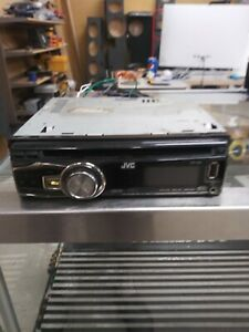 JVC kd-s48 radio (used) (parts only)
