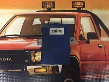1985 1986 1987 Toyota 4Runner Pickup 22R-TE Turbo speed control relay box #0441