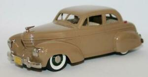 Brooklin Models 1/43 Scale BRK38 - 1939 Graham Combination Coupe - Beige
