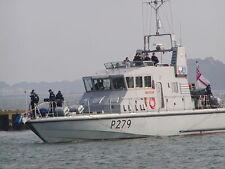 HMS BLAZER. Schnellboot der Archer Klasse. Modellbauplan