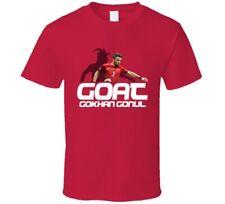 Gokhan Gonul Goat Greatest Of All Time Turkey Soccer T Shirt