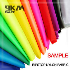Waterproof 2.5oz Rip Stop Ripstop Fabric Kite Nylon Material Cover - 20 Colours