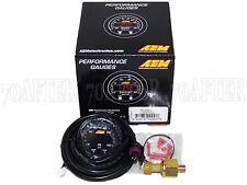 AEM 30-0307 X-Series Electronic 150PSI/10BAR Oil Pressure Gauge Meter