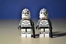 LEGO Star Wars Wolfpack Clone Trooper Minifigure Lot of 2  75045 Republic