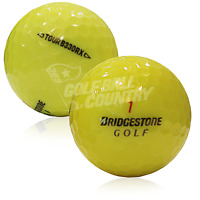 24 Bridgestone Tour B330-RX Yellow AAA (3A) Used Golf Balls -FREE Shipping