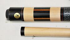 2pc original Adam Japan Pool Cue Billiards Vintage new never used