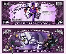 The Phantom Novelty Dollar Bill with Semi Rigid Protector and Free shipping