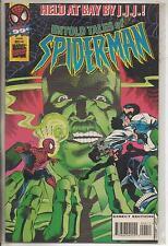 Marvel Comics Untold Tales Of Spiderman #4 December 1995 NM