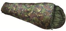 Kids Sleeping Bag Highlander CADET 350 JUNIOR Military 2-3 Season Army CAMO Camp