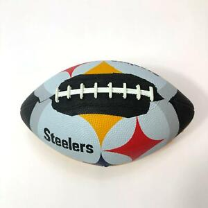 Good Stuff Coleccionable Steelers American football Ball NWOT